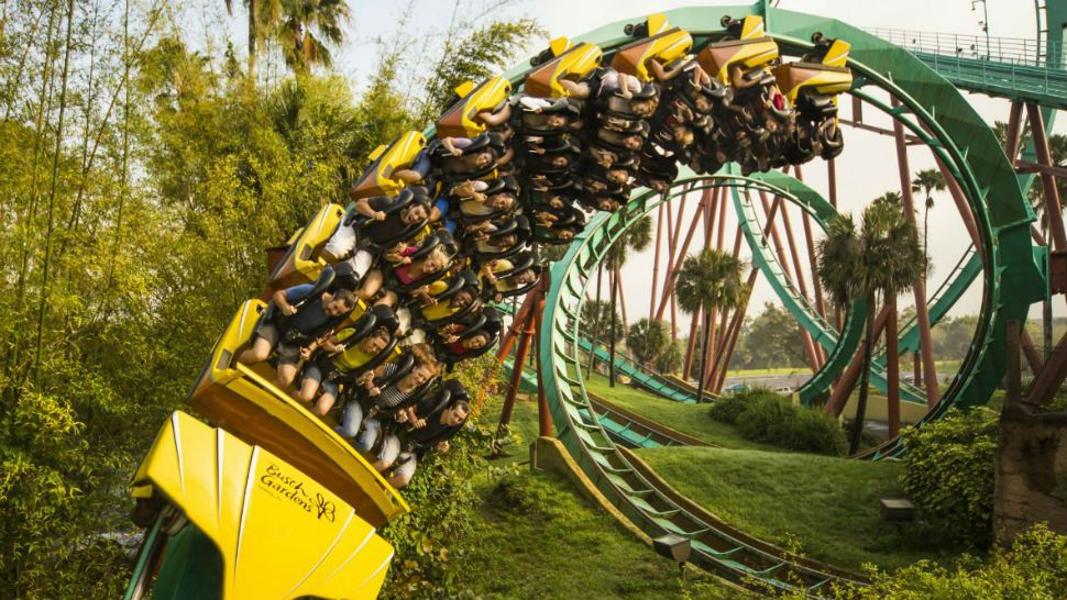 Theme Park, Busch Gardens