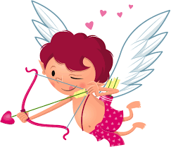 Cupid, the Striker of Love.