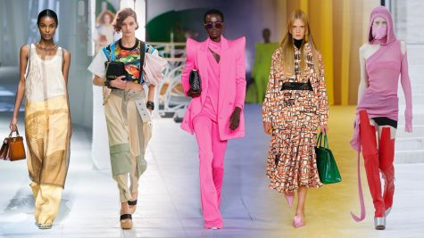 Fashion Trends of 2021