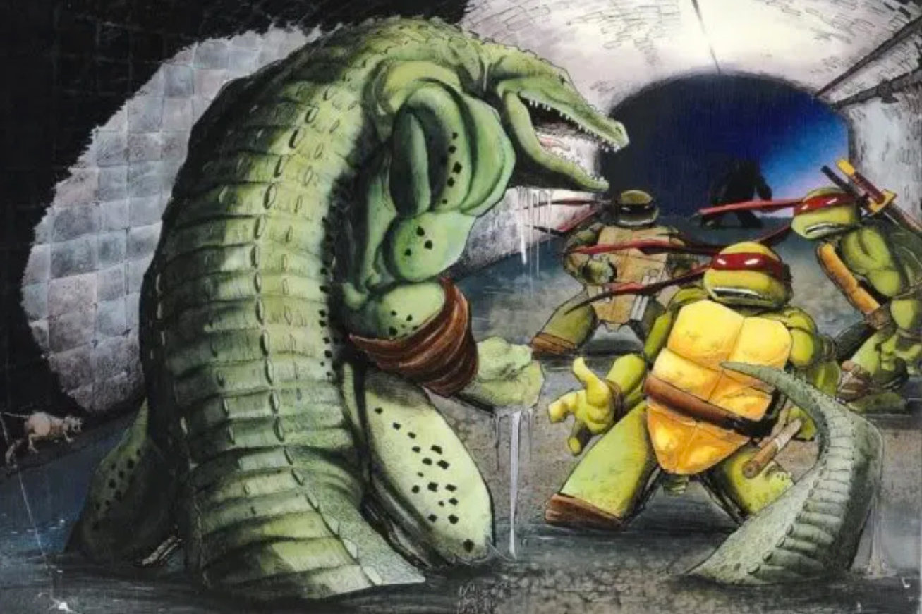 Sewer Gators